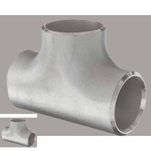 Heibei preferred Q235 tpipe tee joints for natural gas construction