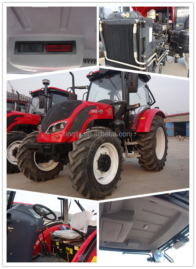4 Wheel Drive Farm Tractors : Farm tractor hp wheel drive with cab buy four