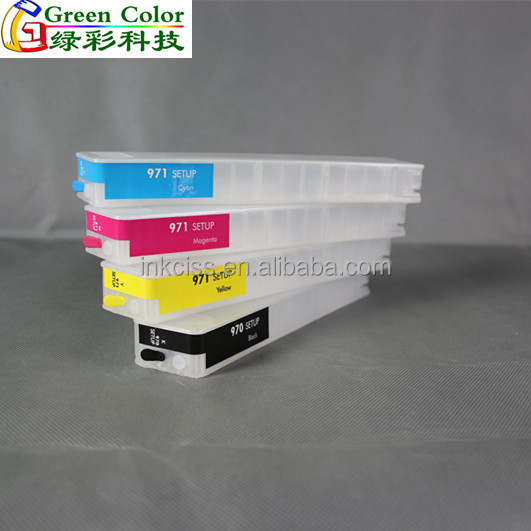 High quality Refill ink cartridge For HP 970 971