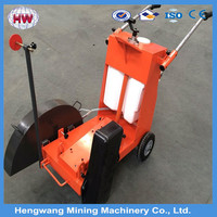 Gasoline Concrete Saw Diesel Floor Saw Honda Concrete Cutter