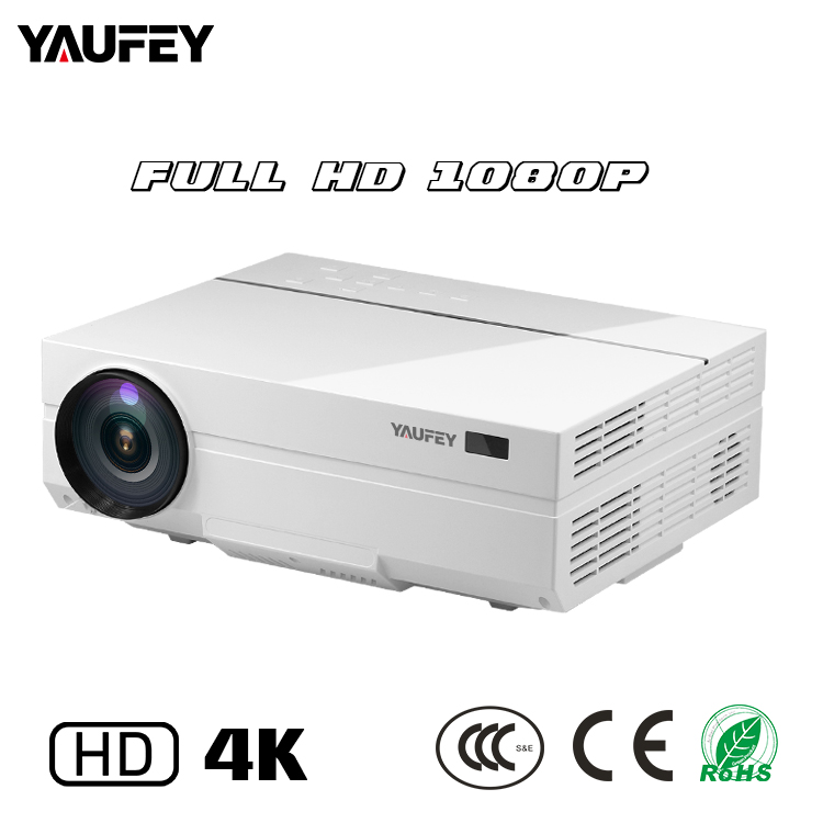 China Supplier Native Full Hd Wifi Beamer 4k 1080P 3d <strong>Projector</strong>