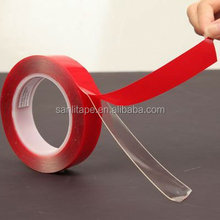 3M equivalent VHB tape with thickness 0.25~3mm in clear/white/grey color for automobile industry