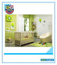 Hot Sale Funtional Baby Crib Kids Couches Antique French Furniture