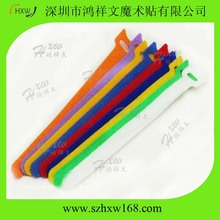 25*200mm Back to back Hook and loop strap tree ties