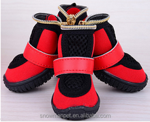 Hot sell Cheap Breathable Anti-slip Pet Sports Shoes Pet Running Shoes Dog Walking Shoes