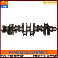 4934862 Cums ISDe 6 Cylinder Engine Crankshaft