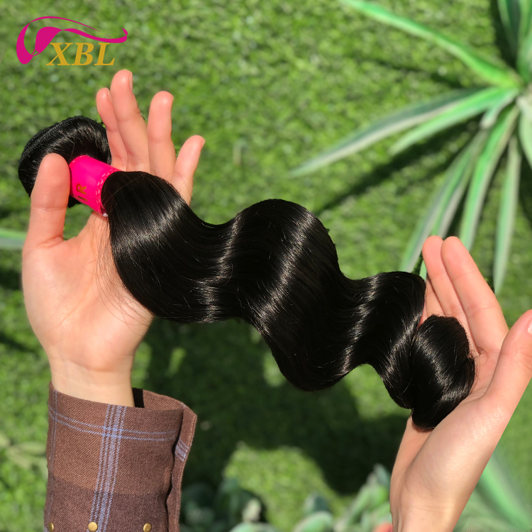 XBL Virgin Human Hair Extensions in Dubai, Virgin Remy Brazilian Human Hair Dubai