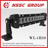 40 inch one row LED light bar CREE 200W powerful led bar light for trunk