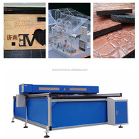 Low price 150w co2 wood laser cutting machine