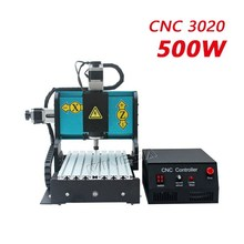 CNC carving machine CNC 3020 500W router engraver machine wood cutting mini cnc ngraving machine