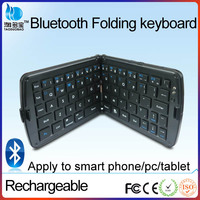 bluetooth multimedia Wireless mini foldable keyboard for cell phone