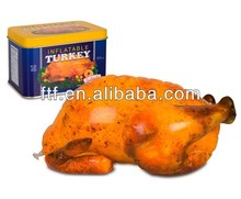 yummy advertising inflatable turkey/vivid inflatable turkey for thanksgiving day