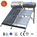 Solar energy systerm aluminum tubular induction water heater