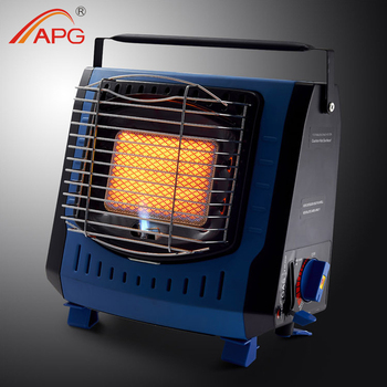 APG New Portable Mini Camping Outdoor Patio Gas Heater