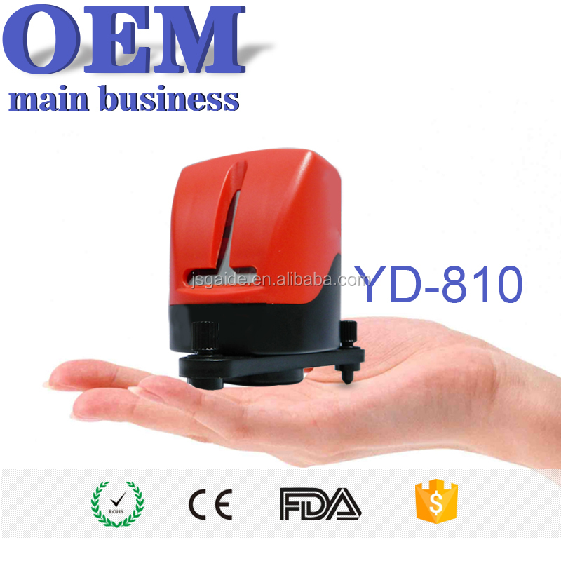 360 degree rotating ultra small sized laser level automatic leveling