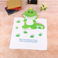 printed made in China terry cloth kids bath towel robe
