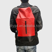 High quality 500D PVC customize dry bag 3L-40L For swimming drifting