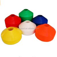 plastic soccer training disc marker cones SGC7519 sports training equipment