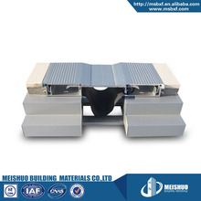 metal aluminium alloy expansion joint covers