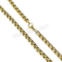14 K Gold Chains 24 Inch Box Chains 969156