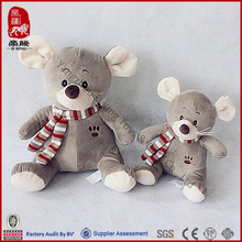 Newly style animal plush toy mouse