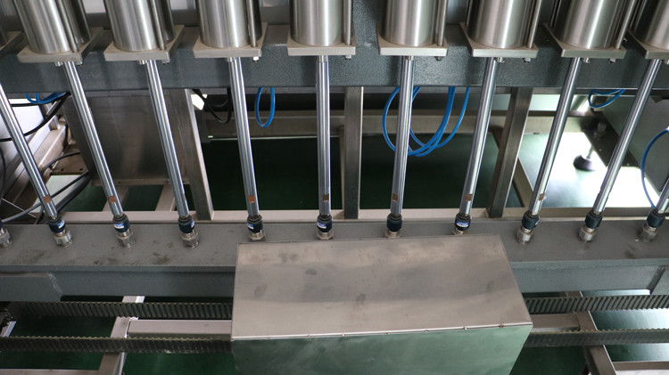 filling machine for water