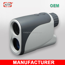 6*24 400m laser hand-held slope measure function rangefinder spoiler for golf 4