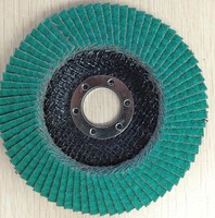 PEGATEC 3M zirconia abrasive flap discs for polishing stainless steel and steel
