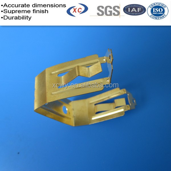 High precision sheet metal stamping parts for corn harvester