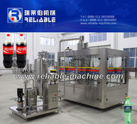 Containing CO2 Gas Filling Machine