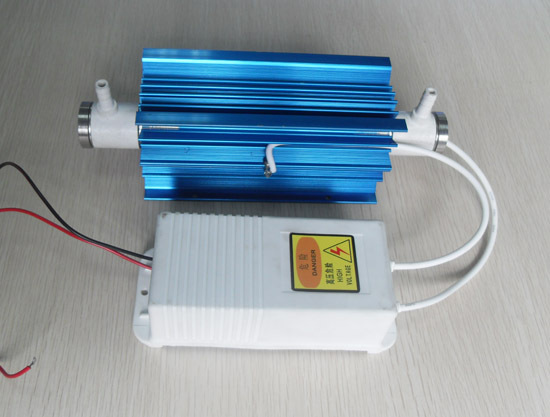 Malaysia Ceramic ozone generator With Ceramic Tube ,5g Corona discharge Ceramic Tube