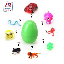 Party Favor Bright Surprise Egg Toy with Easter Egg Fillers