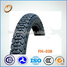 most popular high quality and hot sale made in China dirt bike tires 275-17 6PR motorcycle tyre