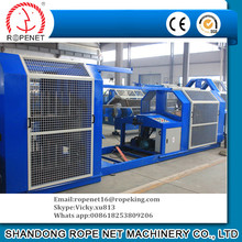 steel wire rope pp rope twisting making machine//Mobile:008618253809206