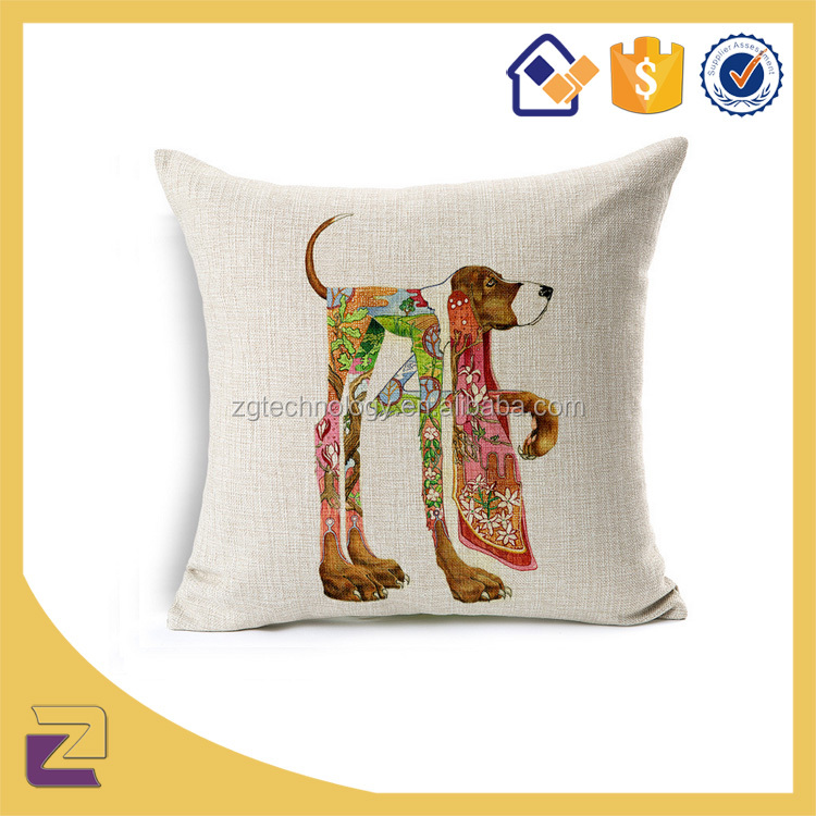 Cheap Home Decorative Wholesale Pillow Case Cushion Cover Customized Design