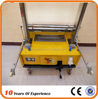Chinese cement plastering machine for wall_automatic rendering machine