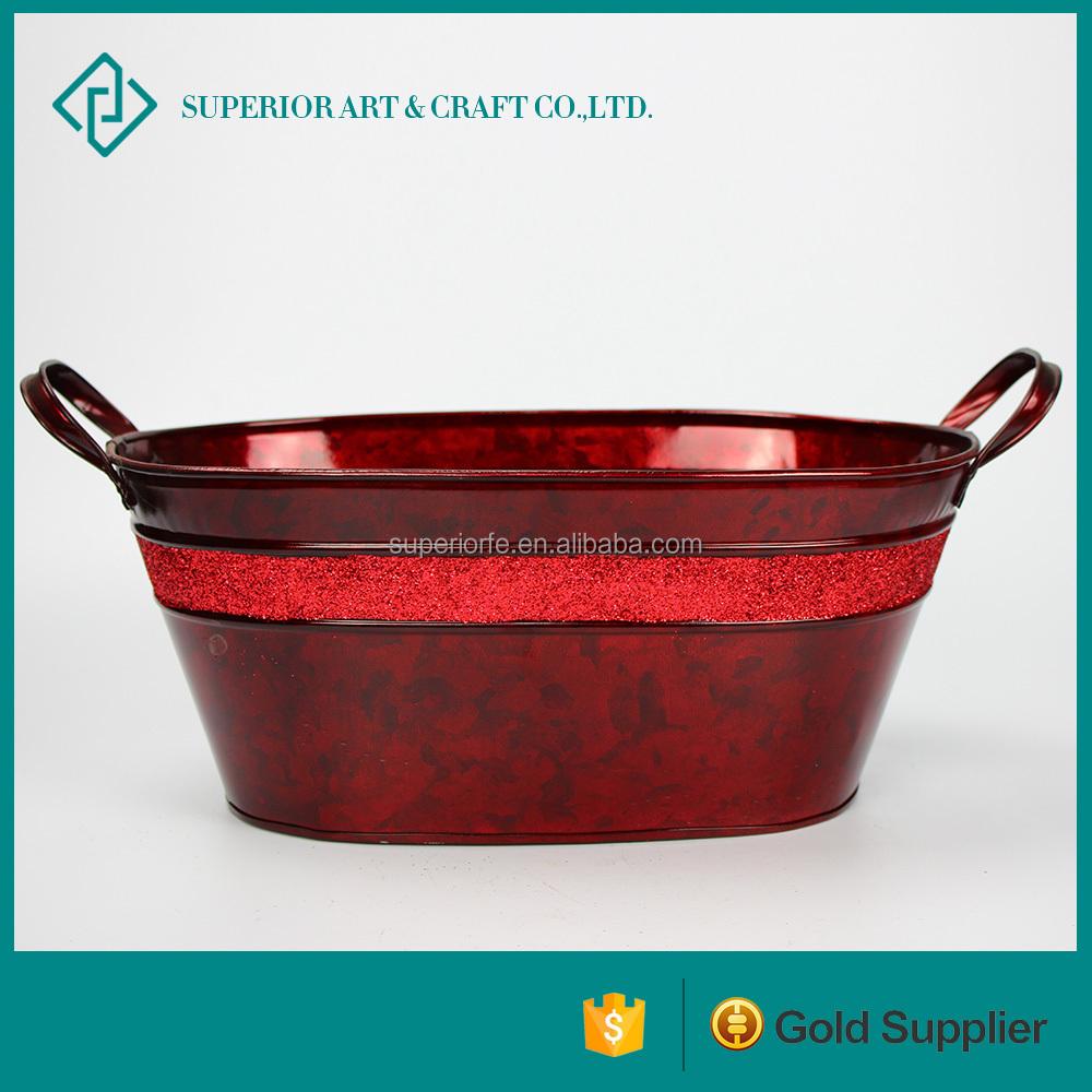 2016 Fuzhou New Design Christmas Flower Pot Buy Fuzhou