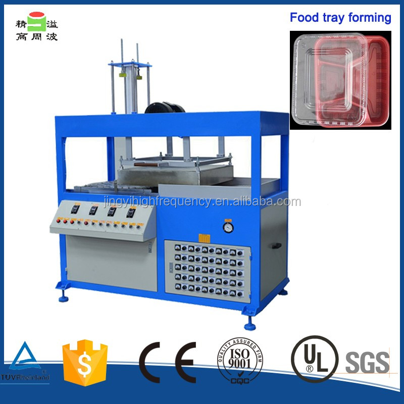Jing Yi Brand, Alibaba recommend blister container forming machine for hardware tool/ stationary/lock/ daily-used artic
