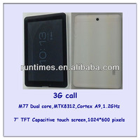 new china 3g tablet