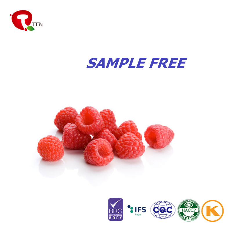 Hot sales cheap bulk wholesale Freeze Dried (FD) raspberry fruit dice