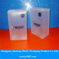 Hot sale transparent box plastik, plastik box, print plastik packaging