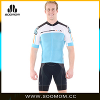 2015 Lance sobike cartoon jersey fabric cycling