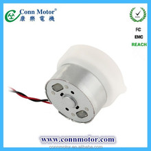 3V Small Powerful Low Speed Micro Electric DC Motor RF300
