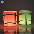 glass pillar candle holders