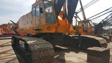 Used high quality japan cheap Sumitomo LS238RH 100 Tons Crawler Crane for sale