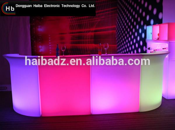 japanese sex tube bar counter for sale LED furniture/led bar counter/coffee shop counters