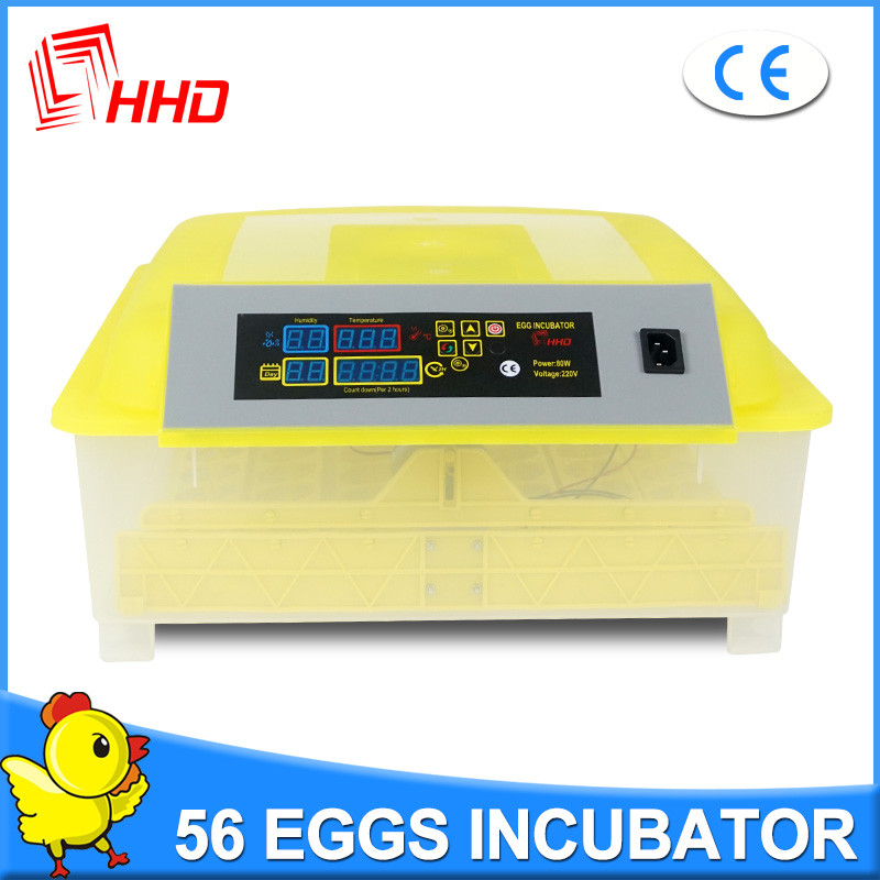 HHD automatic egg turning good price used chicken egg incubator price for sale nanchang YZ8-48