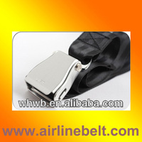 Airplane buckle fashion belt for man and woman