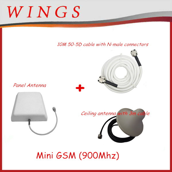 Beautiful Light 2G Mini GSM cellphone signal repeater