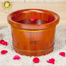 Wooden heated foot bath ,foot bath basin